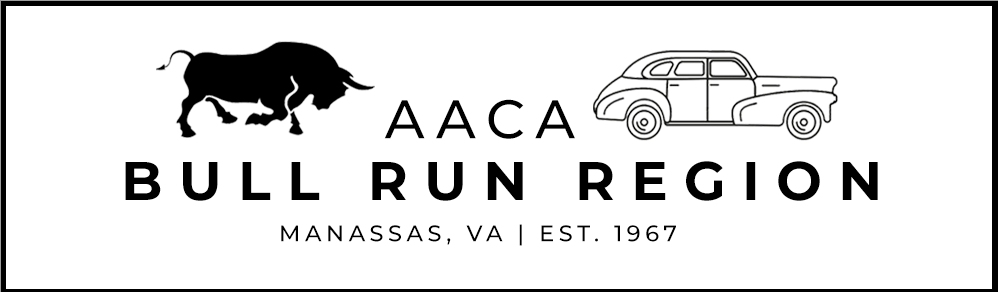 Bull Run AACA Car Club